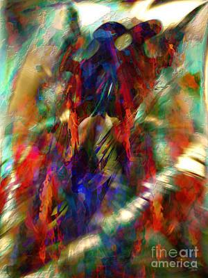 Digital Art - Tango by Stuart Turnbull