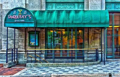 Photograph - Downtown Bar by Frank J Benz