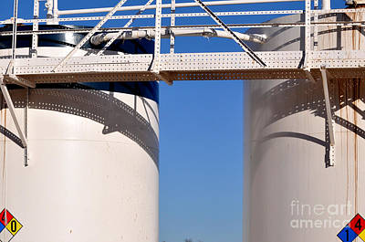 Photograph - Tanks by Anjanette Douglas