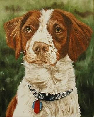 Painting - Tanner by Cynthia Brassfield