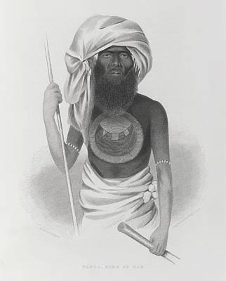 Narrative Portrait Photograph - Tanoa by British Library