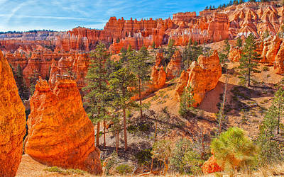 Photograph - Tantalizing Bryce by John M Bailey