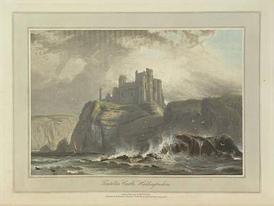 Tantallon Castle Art Print by British Library