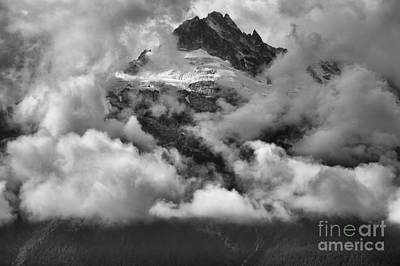 Photograph - Tantalus Mountain Range - Squamish Bc by Adam Jewell