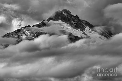 Photograph - Tantalus Mountain Range - Squamish British Columbia by Adam Jewell