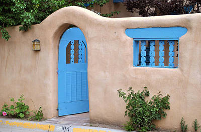 Photograph - Taos Casa 2 by Kate Word