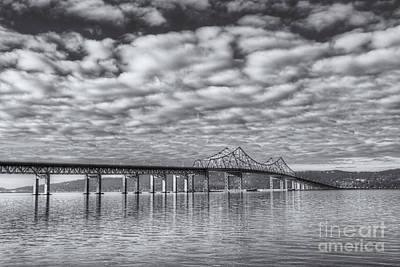 Photograph - Tappan Zee Bridge II by Clarence Holmes