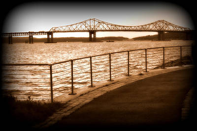 Tappan Zee Bridge Ix Art Print