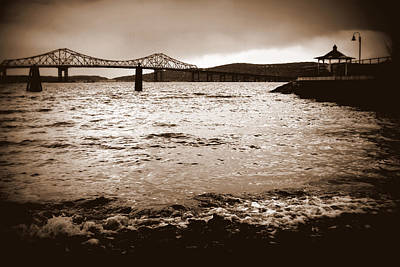 Beastie Boys - Tappan Zee Bridge X by Aurelio Zucco