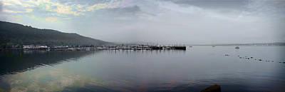 Photograph - Hudson River View, Piermont, N.y. by Yuri Lev