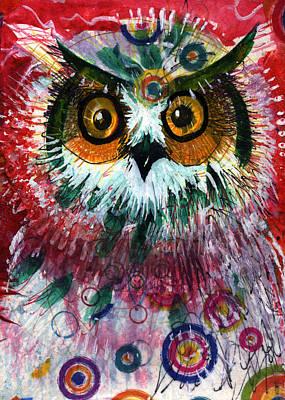 Painting - Target by Laurel Bahe