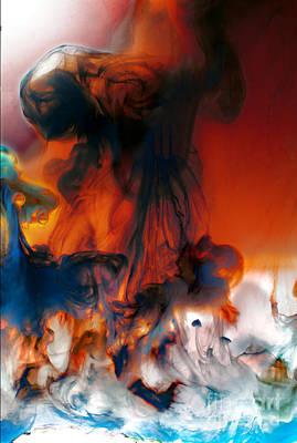 Cyclops Digital Art - Tartaros by Petros Yiannakas