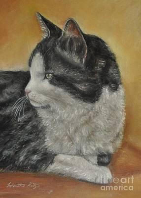 Painting - Tasha by Heather Kertzer