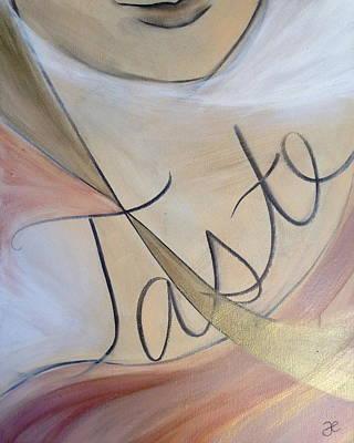 Painting - Taste by Anna Elkins