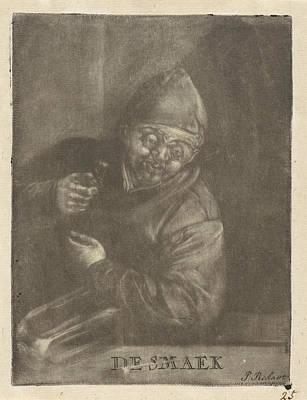 Wine Tasting Drawing - Taste, Pieter Pickaert by Pieter Pickaert