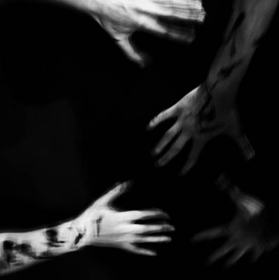 tathata #15NULLUS Art Print by Alex Zhul