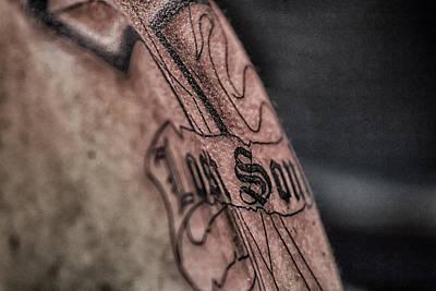 Photograph - Tattoo Fest - 5 by Nicholas Evans