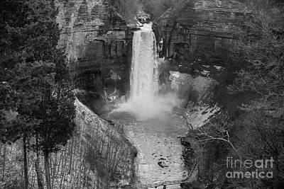 Photograph - Taughannock Falls by Brad Marzolf Photography