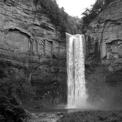 Photograph - Taughannock Falls  by Mark  Reep