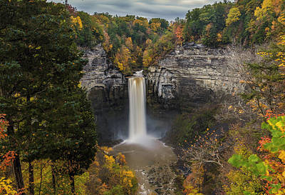 Photograph - Taughannock Falls by Torrey McNeal