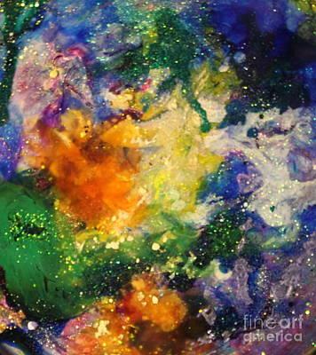 Kaleidiscope Painting - Taurus12 by Kathleen Fowler