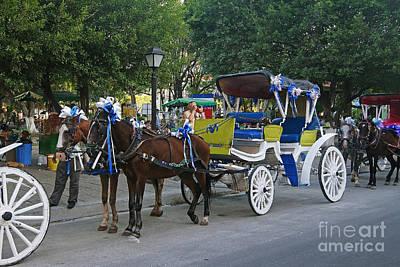 Photograph - taxi of Granada Nicaragua by Rudi Prott