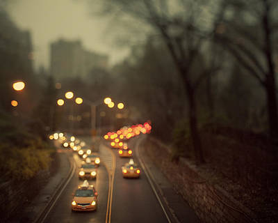 Photograph - Taxicab Confessions by Irene Suchocki