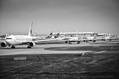 Taxiway Hell Original by Chris Smith