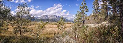 Photograph - Taylor Creek Panorama by Jim Thompson