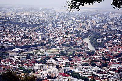 Tbilisi Photograph - Tbilisi by Armine Yepremyan