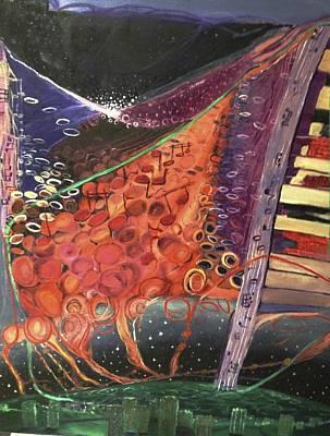 Painting - Tchaikovsky by Giti Ala