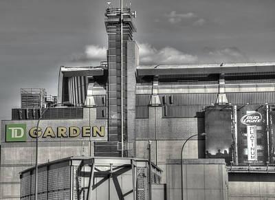 Photograph - Td Garden - Boston by Joann Vitali