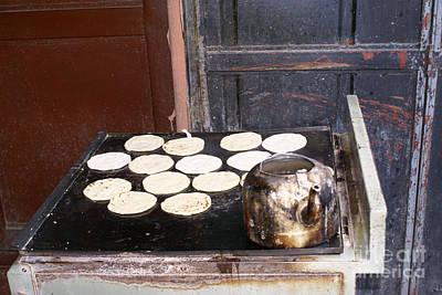 Photograph - Tea And Tortillas Guatemala by John  Mitchell