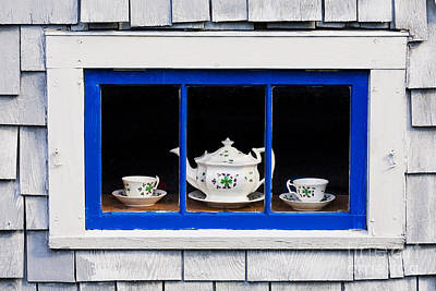 Photograph - Tea For Two by Alan L Graham