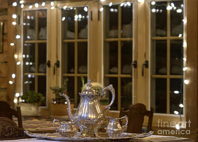 Old Home Place Photograph - Tea by Juli Scalzi
