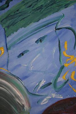 Painting - Tea Pot by Corey Haim