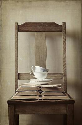 Tea Tales Art Print