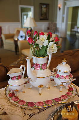 Photograph - Tea Time by Megan Cohen