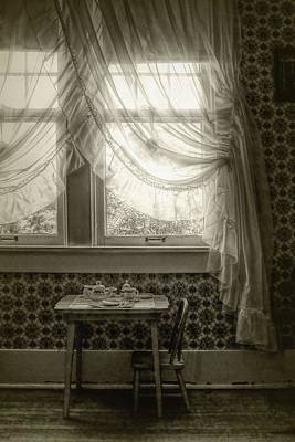 Old Bess Photograph - Tea Time by Nikolyn McDonald