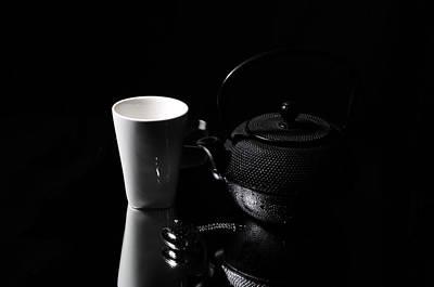 Photograph - Tea Time Soon by Randi Grace Nilsberg
