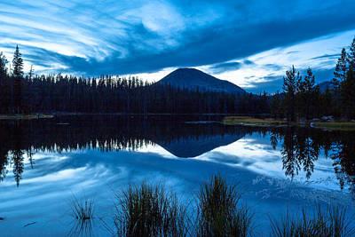 Photograph - Teapot Lake by Darryl Wilkinson