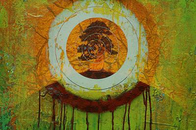 Burnt Digital Art - Tears For The Last Tree by Jeff Burgess