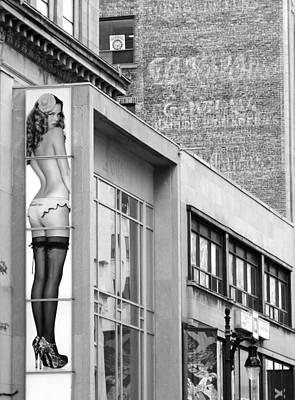 Photograph - Tease Me by Steven Huszar