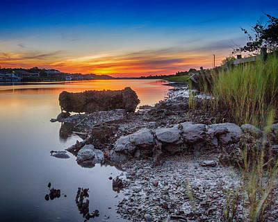 Photograph - Technicolor Sunrise by Alan Raasch