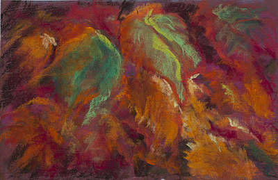 Pastel - Technicolor Toss Up by Jocelyn Paine