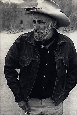 Ted Degrazia Gallery In The Sun Tucson Arizona 1969-2008  Print by David Lee Guss