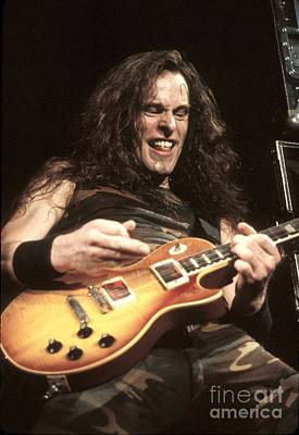 Nugent Photograph - Ted Nugent by Concert Photos
