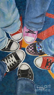 Teens In Converse Tennies Original