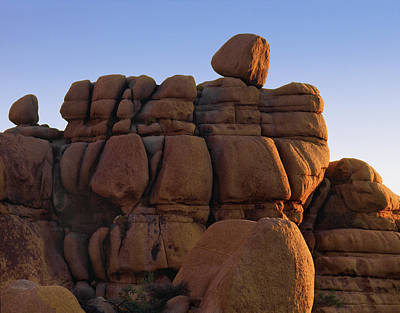 Photograph - Teetering Rock Plateau by Paul Breitkreuz