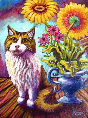 Painting - Tegan by Sebastian Pierre